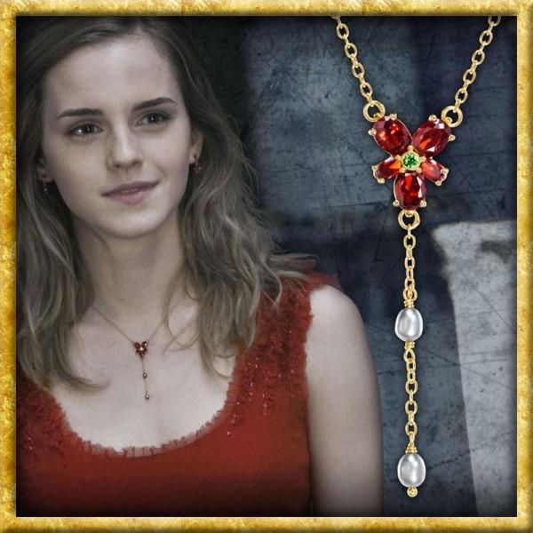 Kristallkette - Hermine