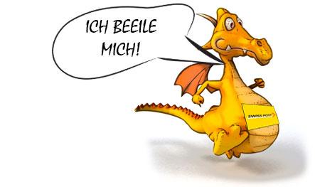Drachenhort | SwissPost