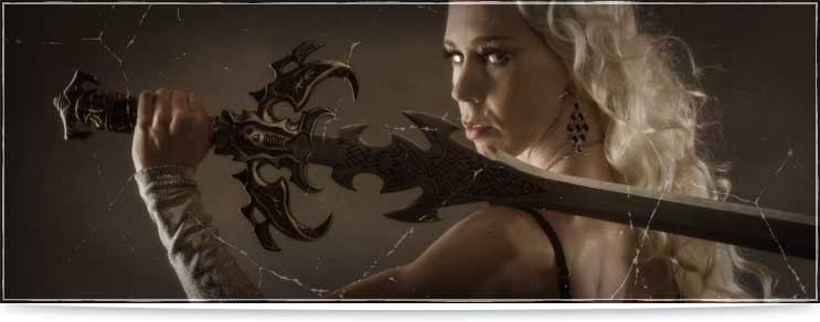 Drachenhort | LARP Waffen