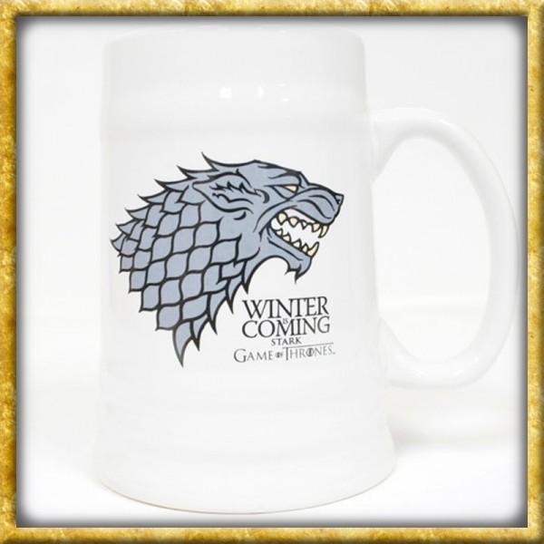 Game of Thrones Bierkrug - Stark