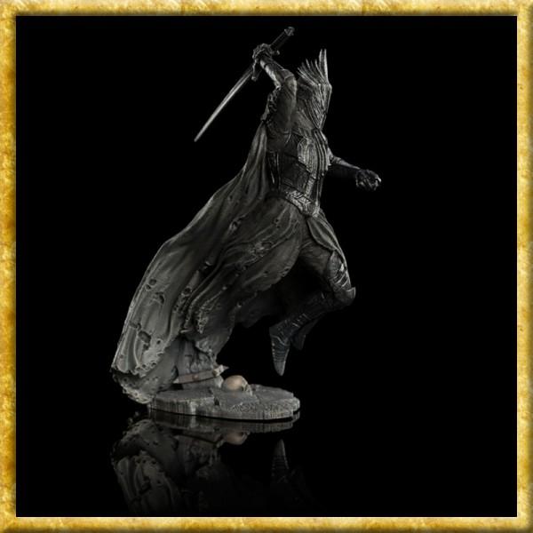 Der Hobbit - Statue Dol Guldur Witchking of Angmar