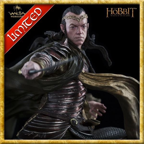 Der Hobbit - Statue Lord Elrond