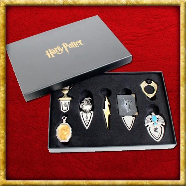 Lesezeichen Set - The Horcrux Collection