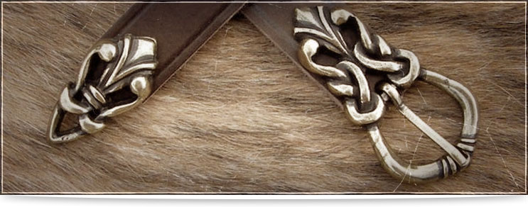 Drachenhort | Mittelalter Gürtelschnallen