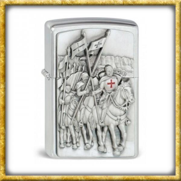 Zippo Feuerzeug - Templer Crusade