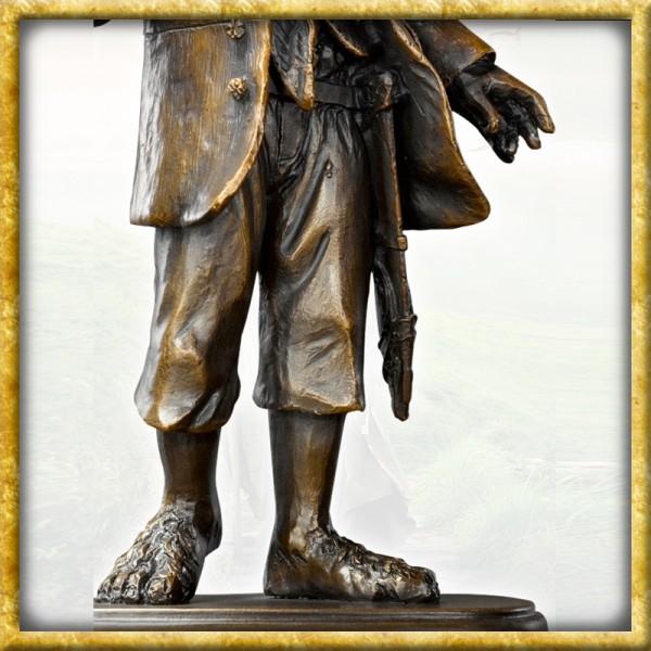 Der Hobbit - Bronze Statue Bilbo Beutlin