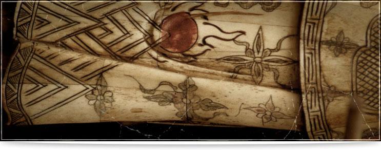 Drachenhort | Horn und Knochenwaren