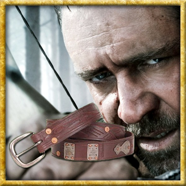 Robin Hood - Schmaler Ledergürtel