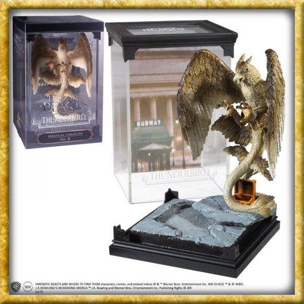 Phantastische Tierwesen - Statue Thunderbird