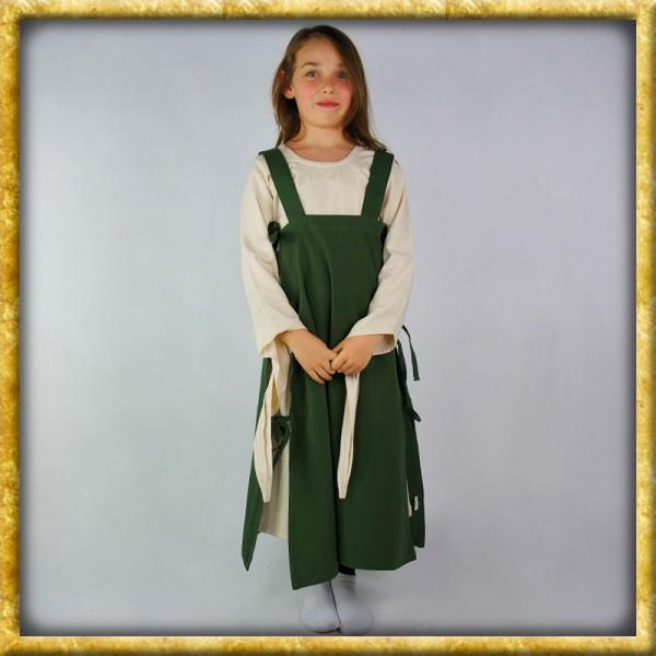 Überkleid für Mädchen - Grün