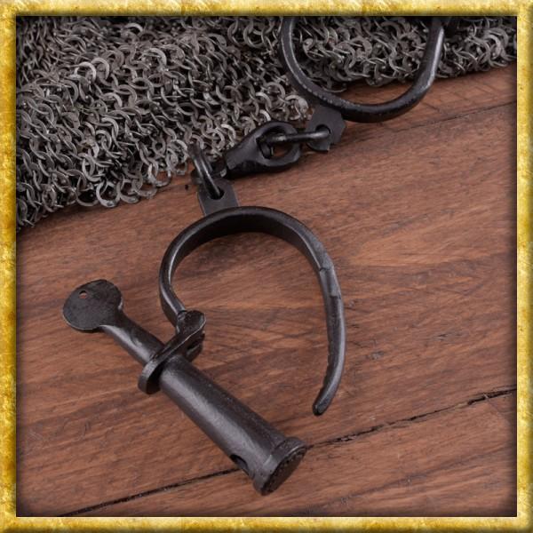 Mittelalterliche Handschellen