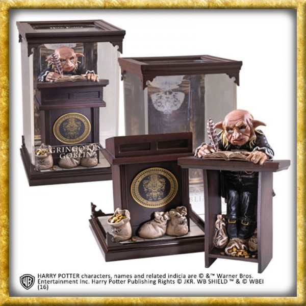 Harry Potter Magical Creatures - Statue Gringotts
