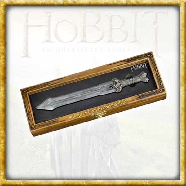 Der Hobbit - Brieföffner Thorins Dwarven Schwert