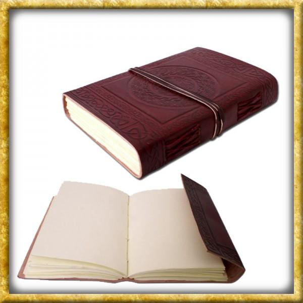 Lederbuch - Keltisch