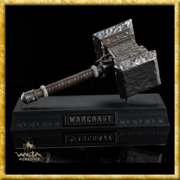 Warcraft - Orgrims Doomhammer 1:6