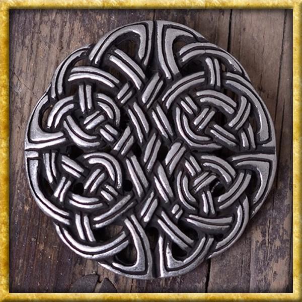 """Gürtelschnalle Keltischer Knoten - Bronze """"Einzelstück"""""""