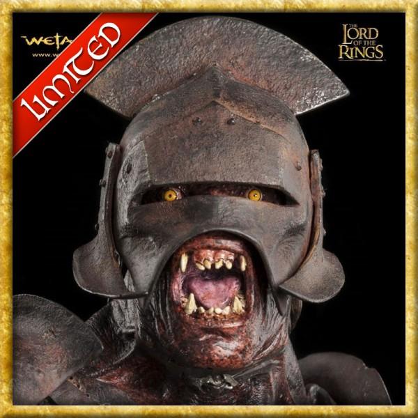 Herr der Ringe - Statue Uruk-Hai