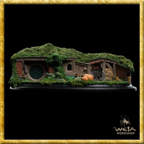 Der Hobbit - Statue Hobbithöhle