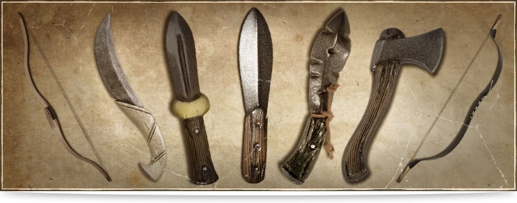 Drachenhort | LARP Wurfwaffen