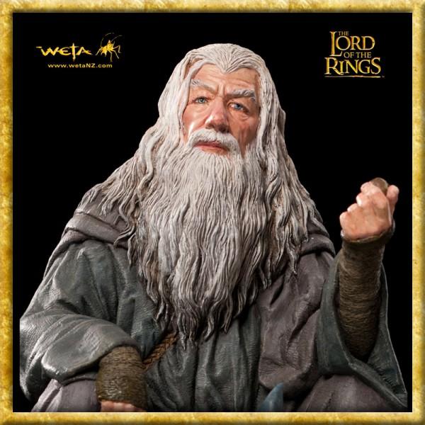 Herr der Ringe - Statue Gandalf