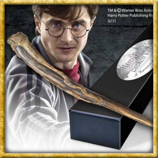 Harry Potter zerbrochener Zauberstab - Charakter Edition