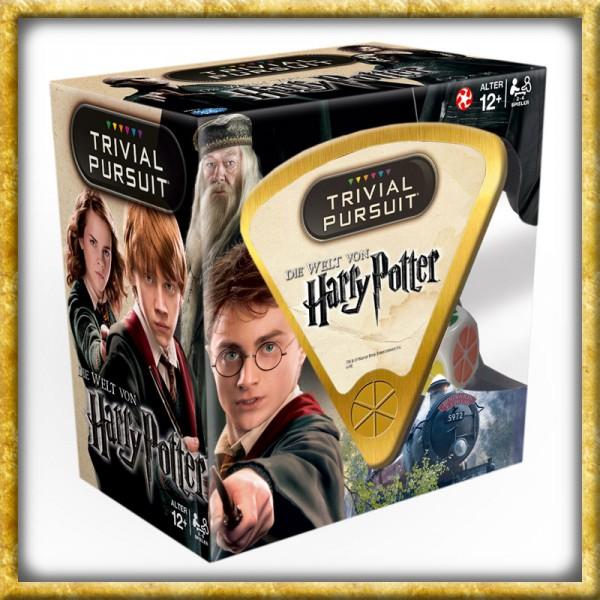 Harry Potter Brettspiel Trivial Pursuit