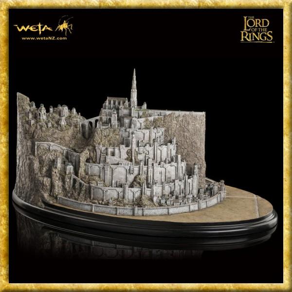 Herr der Ringe - Diorama Minas Tirith