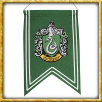 Harry Potter - Wandbehang Slytherin Banner