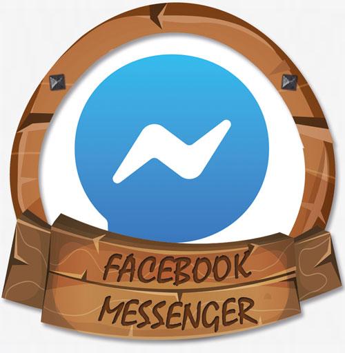 Schreibt uns per Facebook Messenger | Drachenhort