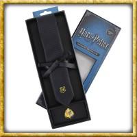 Harry Potter - Krawatte & Ansteckpin Hogwarts