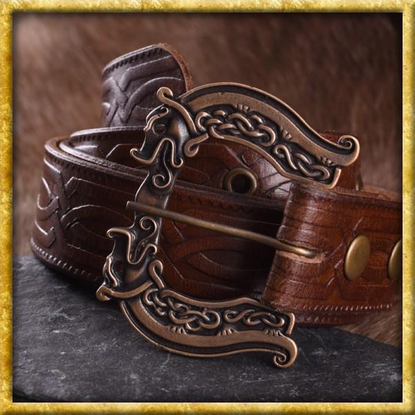 Keltischer Ledergürtel