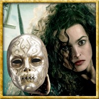 Harry Potter - Maske Bellatrix