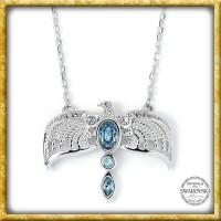 Harry Potter - Swarovski Halskette & Anhänger Diadem