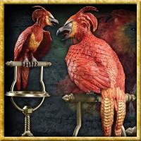 Harry Potter - Fawkes der Phönix