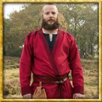 Wikinger Mantel Bjorn - Rot