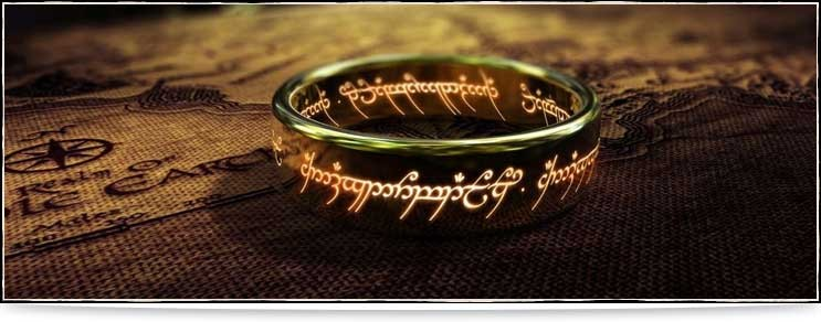Herr der Ringe Armbänder & Ringe | Drachenhort