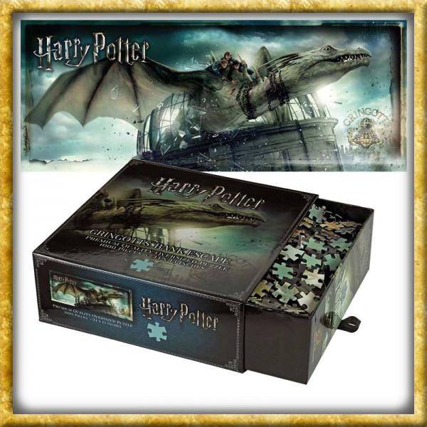 Harry Potter - Puzzle Gringotts Bank Ausbruch