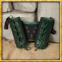 Doppelschwerthalter - Grün