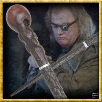 Harry Potter - Zauberstab Alastor MadEye Moody Charakteredition