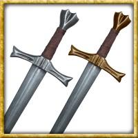 LARP Langschwert Gerome - Silber oder Gold