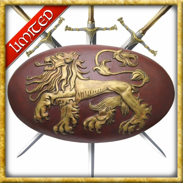 Game of Thrones - Schild Lannister
