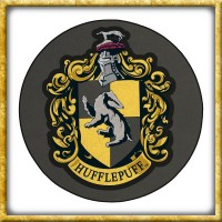 Harry Potter - Teppich Hufflepuff