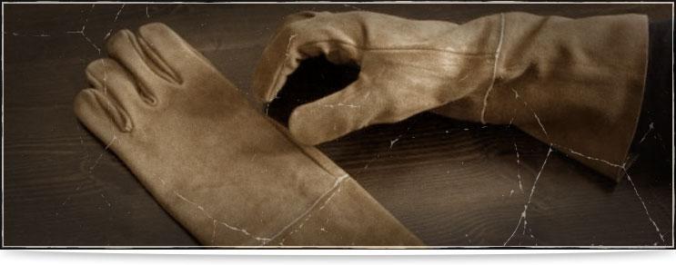 Drachenhort | Mittelalter Handschuhe