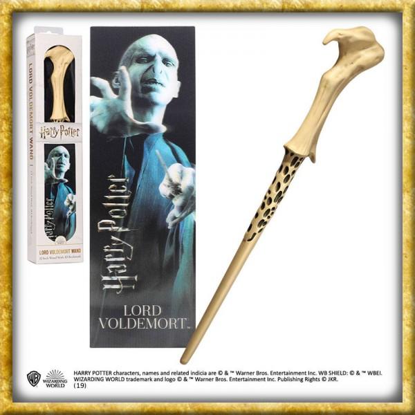 Harry Potter - Zauberstab Replik Lord Voldemort