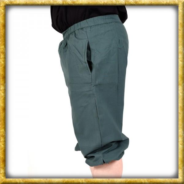 Kniebundhose zum Schnüren - Grün