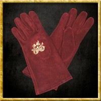 Wildlederhandschuhe - King John