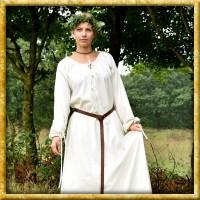 Mittelalter Unterkleid Ana - Natur