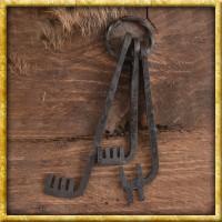 Handgeschmiedeter Schlüsselbund