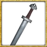 LARP Wikingerschwert Olaf - Silber