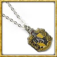 Harry Potter - Halskette & Anhänger Hufflepuff
